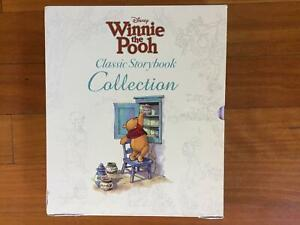 Winnie the Pooh – Classic Storybook Collection Hardcover
