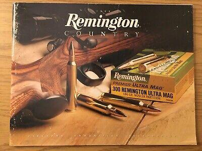 1999 Remington Gun Catalog