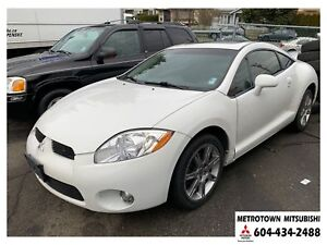 2008 Mitsubishi Eclipse GT-P; Local BC vehicle! New tires!