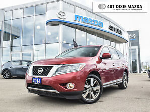 2014 Nissan Pathfinder Platinum|NO ACCIDENTS|FINANCE AVAILABLE|AWD|