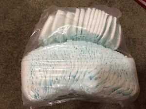60 pcs size 1 pampers