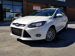 2014 Ford Focus TITANIUM NAVIGATION WITH BACK UP CAMERA  !!!