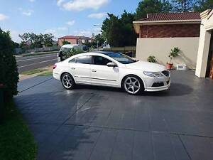 Volkswagen CC Low kms, Candy White, R36, Stage 1 + EXTRAS Arndell Park Blacktown Area Preview