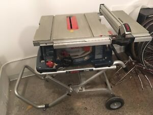 Bosch table saw ts3000