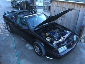 Cavalier Z24 convertible 1992