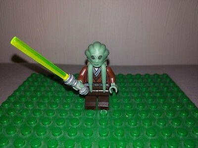 Lego Star Wars Jedi Meister Kit Fisto inkl. Lichtschwert