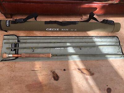 Hardy / Greys X-flite 9'6 6wt Fly Rod