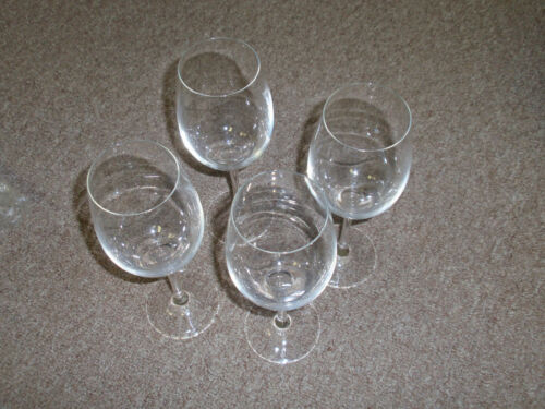 "Longaberger (Set of 4) ""White Wine Glasses"". NEW!!! In original box."