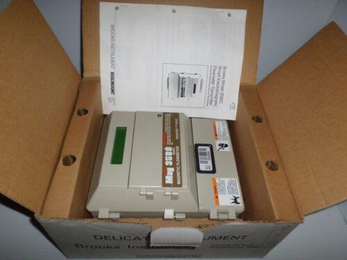 **NEW IN BOX** BROOKS MAG 3580 SERIES MAGNETIC FLOWMETER 3585C2B4D1