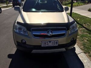2007 7 seater Holden captiva Greenvale Hume Area Preview