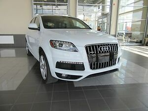 2012 Audi Q7 3.0 Premium Plus NAVIGATION, PANORAMIC SUNROOF, AWD