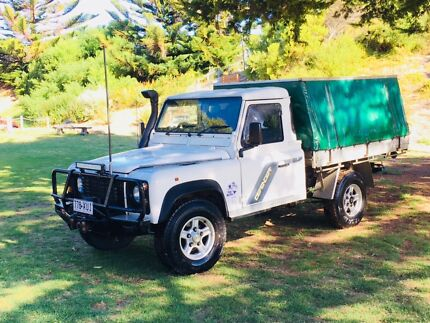 1994 Landrover Defender 110 Single Cab Chasis Excellent Condition
