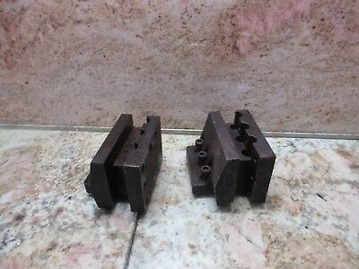 Daewoo Puma 10 Cnc Lathe Turret Tool Holding Holder Block Tooling 4 X 2.5 Each