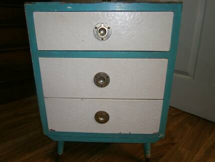 Vintage / Retro Bedside Table