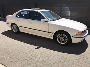 BMW 528i 2000 E39 sedan Leather sunroof in Great Condition!!! Seaford Meadows Morphett Vale Area Preview