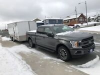 *** Truck and Trailer for Hire ***