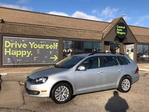 2013 Volkswagen Golf Wagon Comfortline/TDI / HEATED SEATS / HEAT