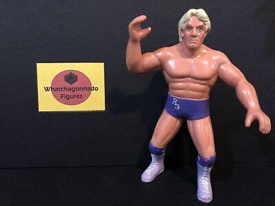 Nature Boy Ric Flair OSFTM LJN Style Wrestling Figure Purple 1994 WCW WWF WWE