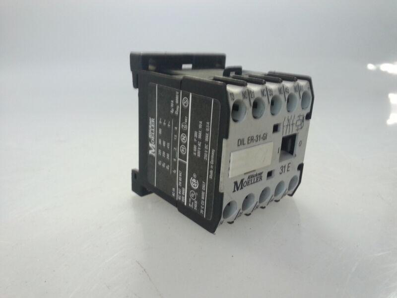 Klöckner Moeller Auxiliary Contactor DIL ER-31-GI