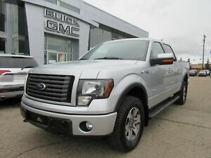 2012 Ford F-150-4X4, REMOTE START, LOW KM'S, SUNROOF & TONNEAU