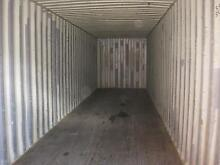 """40ft Used Shipping Container - 8'6"""" TAX DEDUCTIBLE ! 20' 40' Sydney City Inner Sydney Preview"""