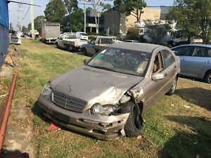 Mercedes Benz c180 W203 2002 automatic hatch back now wrecking! Northmead Parramatta Area Preview