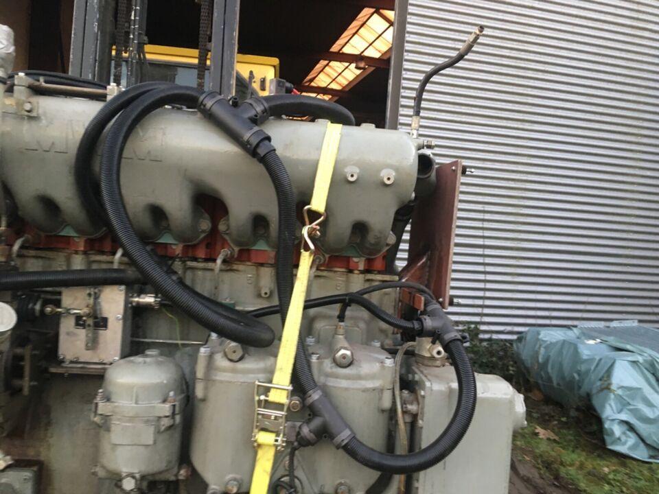 DEUTZ MWM TBD 604 BL6 Schiffs Marine Diesel Motor Engine in Bocholt