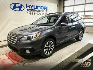SUBARU OUTBACK 2.5I LIMITED + TOIT + NAVI + MAGS + CUIR + WOW !