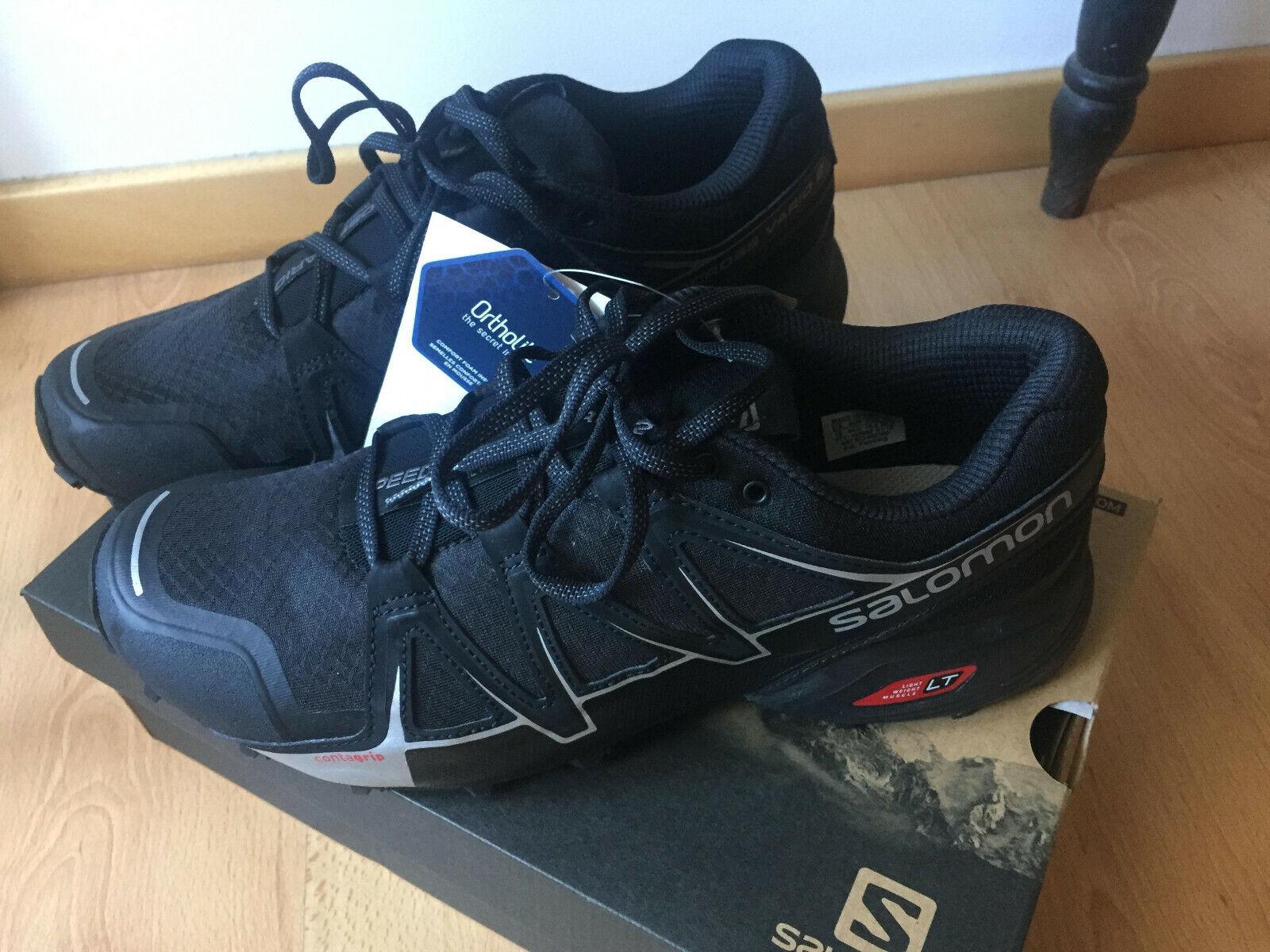 Salomon Womens Speedcross Vario 2 Trail Running Shoes