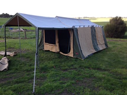 Canvas tent 12 person 2 room in mint condition  sc 1 st  Gumtree & Hilleberg Soulo 1-person 4 season tent in excellent condition ...