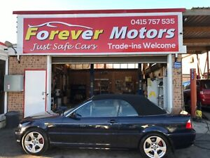 2006 BMW 325Ci AUTOMATIC CONVERTIBLE IMMACULATE CONDITION