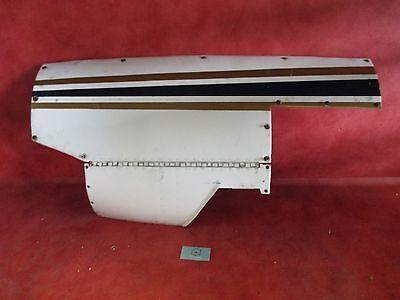 Cessna 421 RH Inboard Upper & Lower Cowl, PN 5052020-204, 5052020-214, 5052020-1