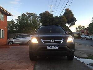 2006 Honda CR-V Wagon Fairfield Darebin Area Preview