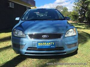 2006 Ford Focus / 12 Month Warranty / RWC / Drive AWAY !!! Yeerongpilly Brisbane South West Preview