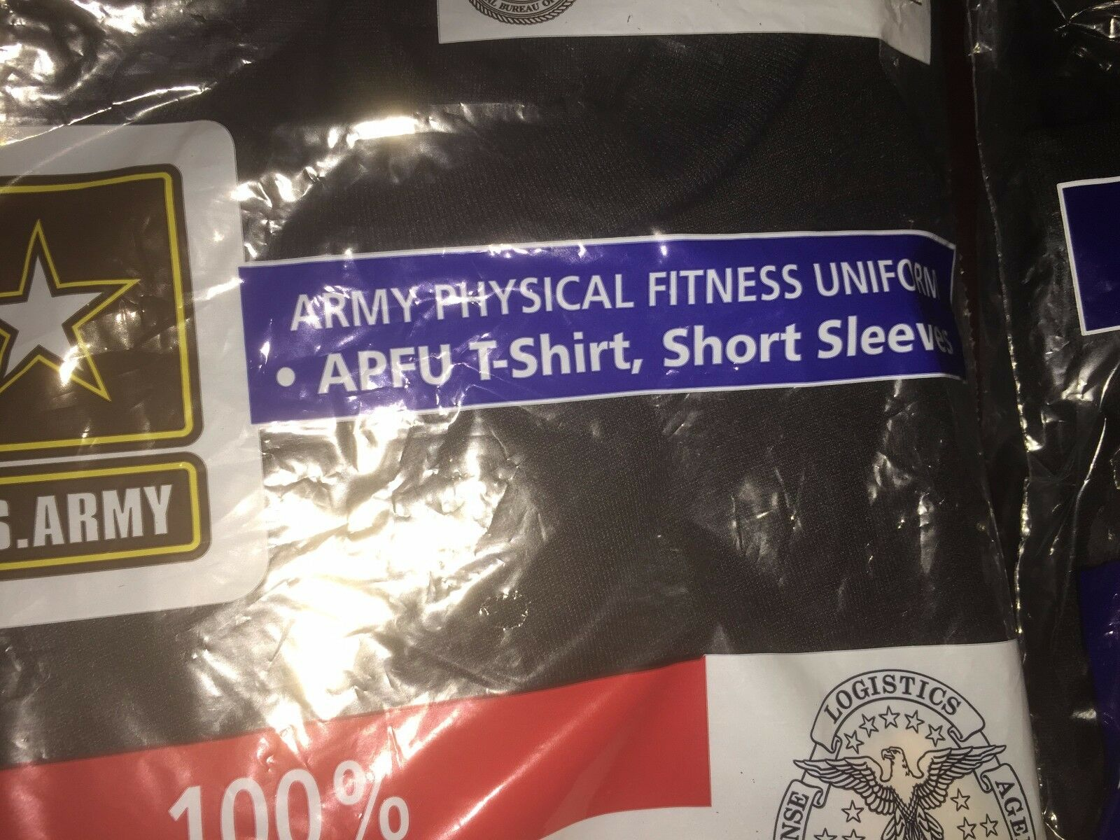 NEW Army Physical Training PT APFU STANDARD SHORT SLEEVE SHIRT ALL SIZES