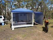 enclosed bike trailer Arndell Park Blacktown Area Preview