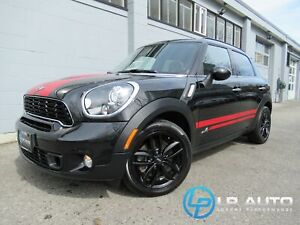 2014 Mini Countryman Cooper S ALL4! Loaded! Easy Approvals!
