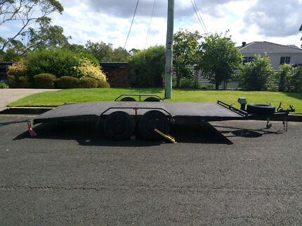 Car float trailer hire St Ives Ku-ring-gai Area Preview