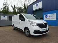 2016 Renault Trafic 1.6 dCi ENERGY 27 Business+ SWB Standard Roof EU5 (s/s) 5dr