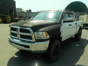 2014 Dodge Ram 3500 Diesel SLT Crew Cab Regular Box 4WD