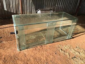 6ft glass tank Salisbury North Salisbury Area Preview