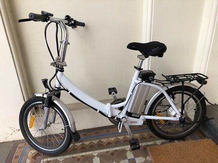 Electric folding bike East Melbourne Melbourne City Preview