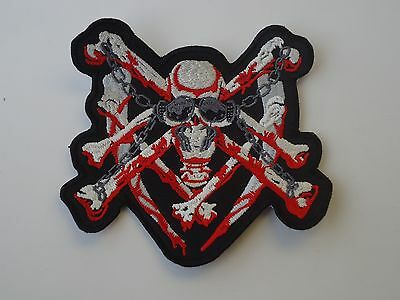 MEGADETH EMBROIDERED PATCH