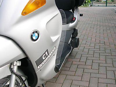 BMW C1 UNTERE Windabweiser für den Fußraum
