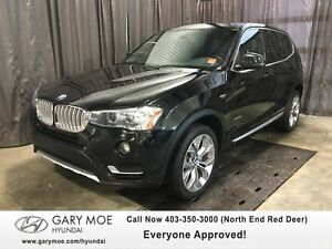 2017 BMW X3 xDrive 28i W/ PUSH START, NAVI SYSTEM, FRONT/BACK