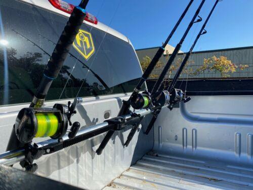 Truck Bar Bed Fishing Rod Pole Adjustable Holder DEV RB 100