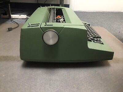 Green Vintage Ibm Selectric Ii Correcting Typewriter - Selling For Parts