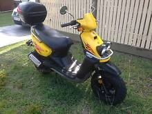 Yamaha BWS/ YW  100cc scooter excellent condition  low kms  RWC. Camp Hill Brisbane South East Preview