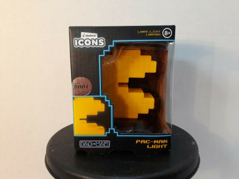PAC-MAN Light Paladone Icons Series 1 #001