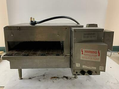 Lincoln Impinger 1301 35 Counter Top Pizza Subs Conveyor Oven 208vac 1-phase